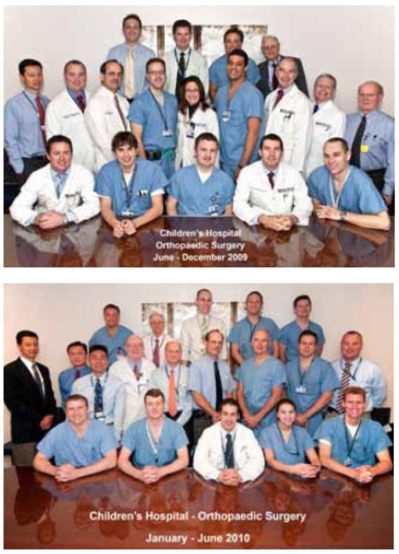 Orthopaedic Journal At Harvard Medical School Annual Publication